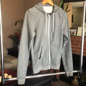XS America Apparel Zip Up Hoodie